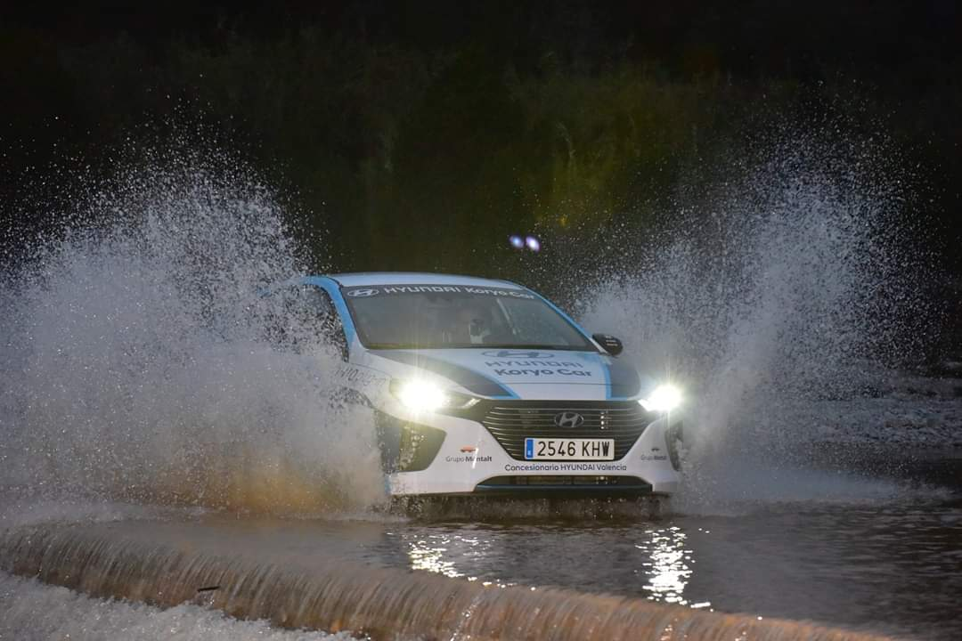 Eco rally FIA