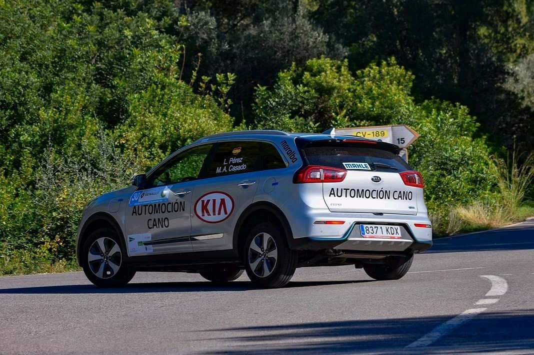 Eco rally FIA